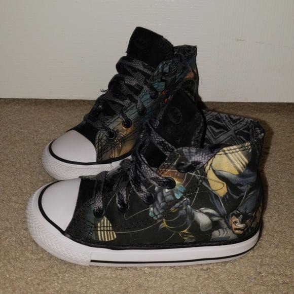 bad4926d09c2 Converse Other - Toddler s Batman Converse